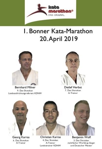1. Bonner Kata-Marathon