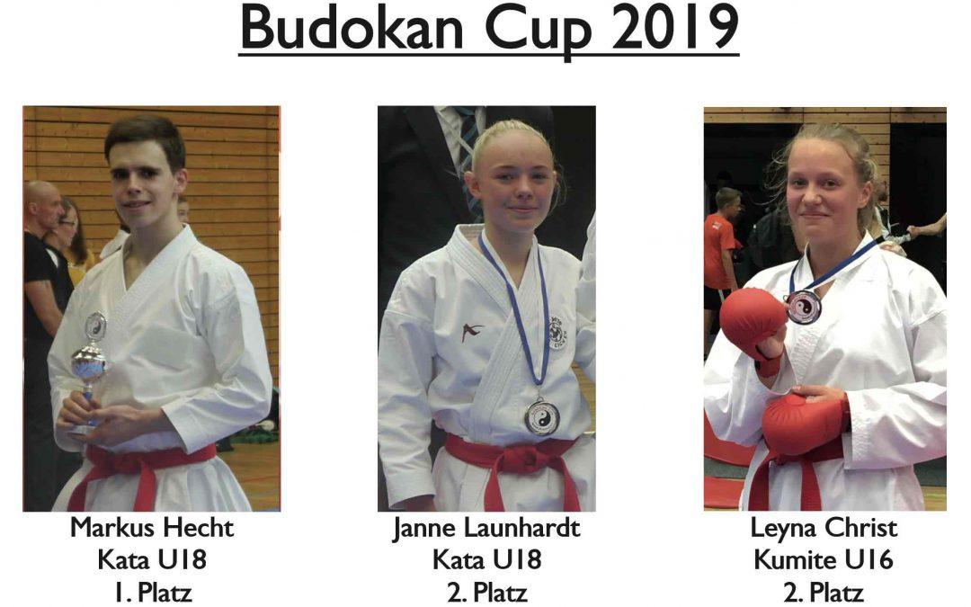 Ergebnisse vom Budokan Cup