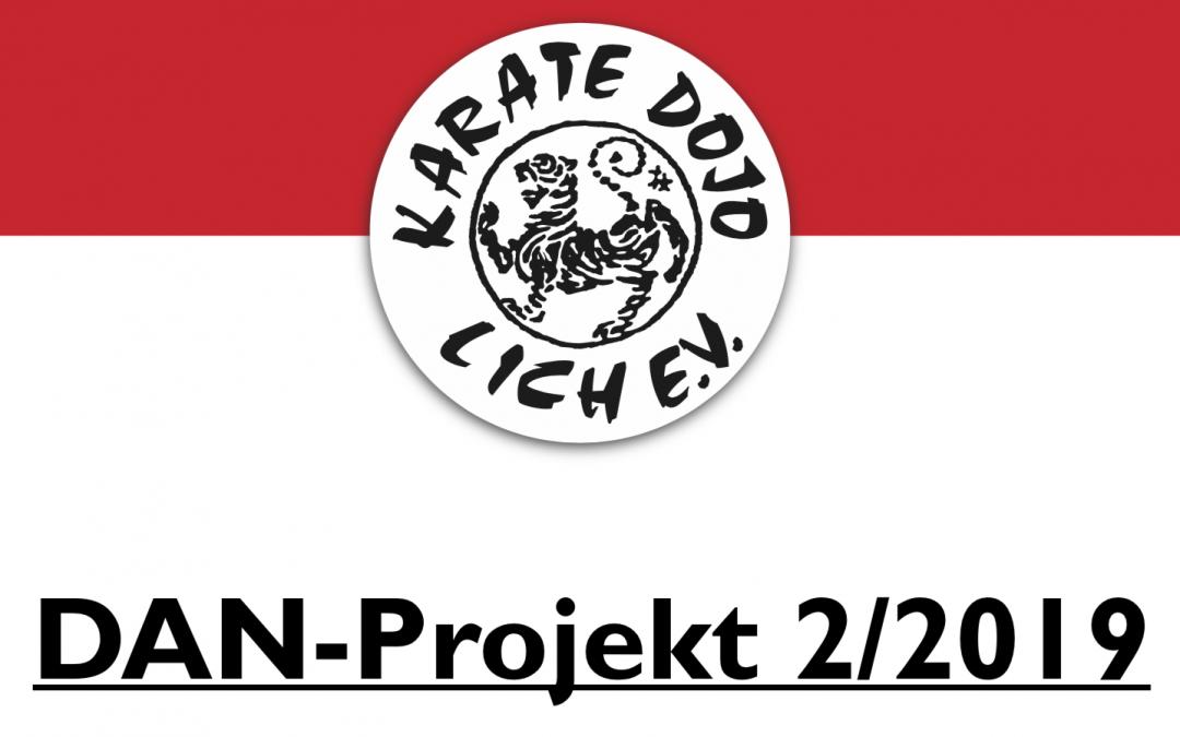 Neues DAN-Projekt in der zweiten Jahreshälfte