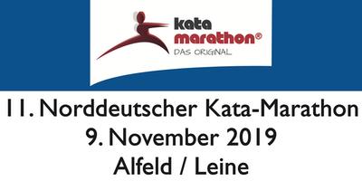 Ausschreibung Kata-Marathon Alfeld