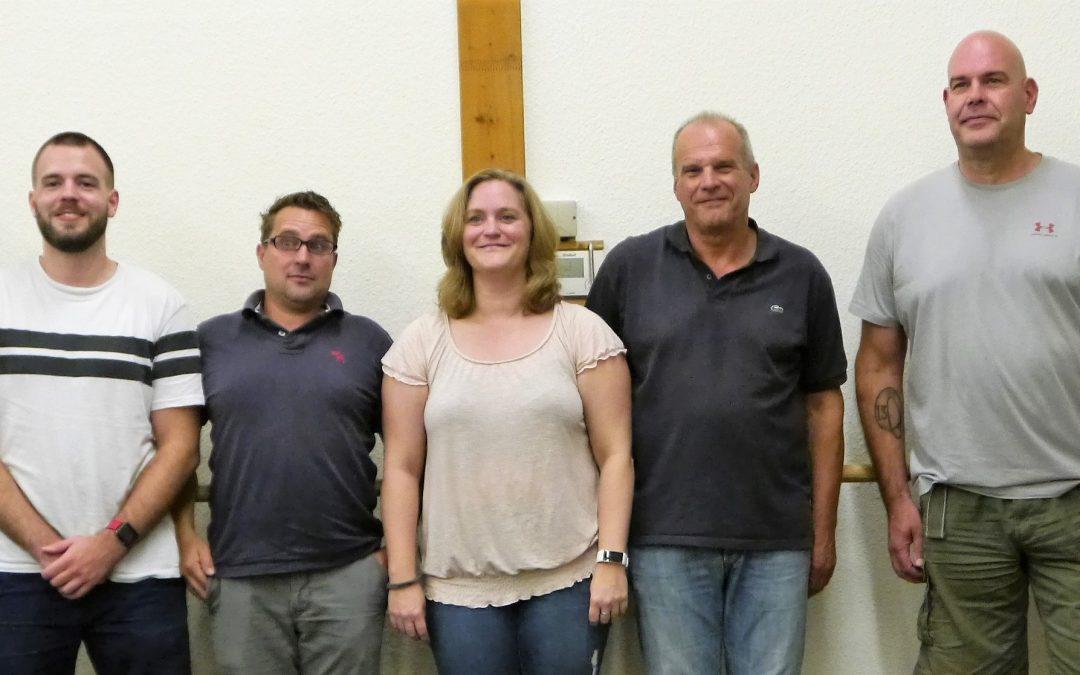 Neue Mitglieder im Vorstand
