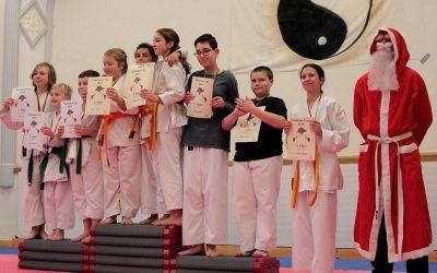Nikolaus Cup im Karate Dojo Lich